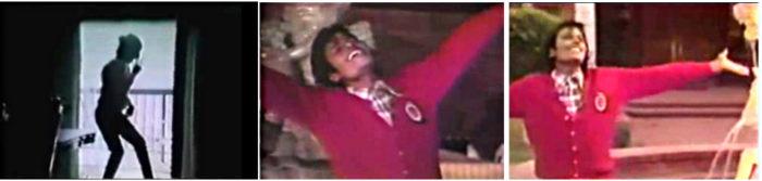 michael jackson unauthorisiertes Interview 1984 Brunnen