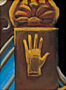 michael jackson dangerous album cover explained meaning erklärt symbols symbole bedeutung ryden art glove