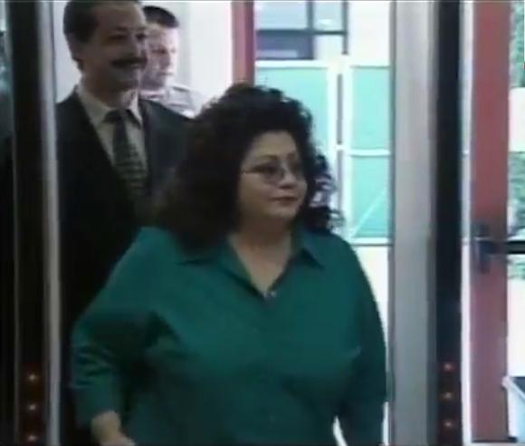 Ex-Putzfrau Adrian McManus Prozess 2003 Michael Jackson