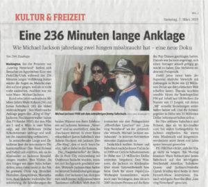 Artikel von Journalist Dirk Hautkapp der gegen den Pressekodex verstößt und vom Deutschen Presserat sanktioniert wurde