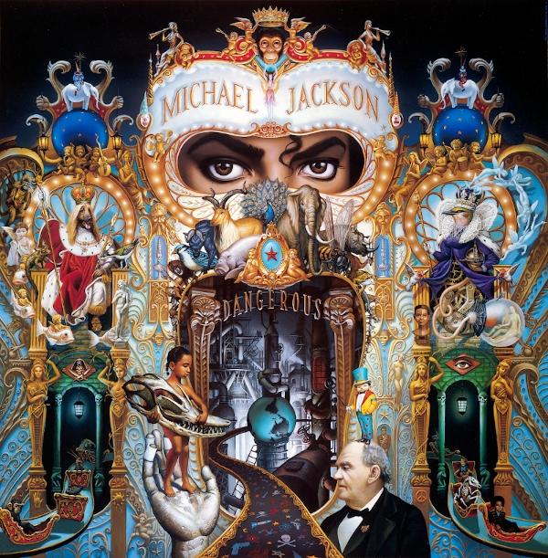michael jackson dangerous album cover meaning explained erklärt bedeutung symbols symbole art ryden