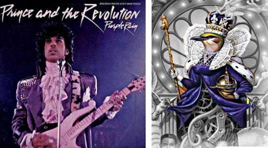Dangerous Cover Michael Jackson 1991 Symbol Queen Prince Roger Nelson Purple Rain Reign