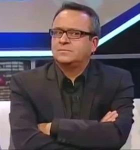 Victor Gutierrez im TV
