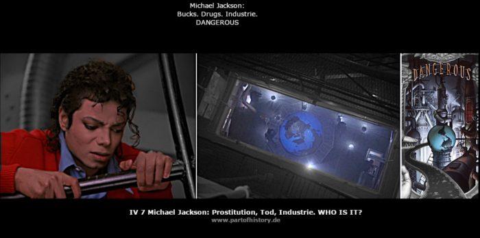 Michael Jackson Bucks Drugs Industrie Dangerous Moonwalker