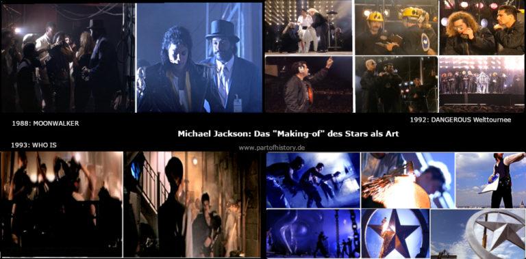 Michael Jackson Making-of