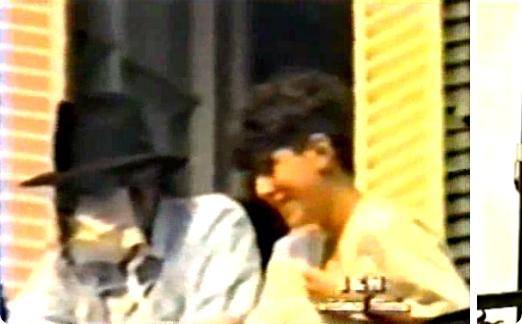Michael Jackson 1993 Frank Cascio Argentinien Statement Presse