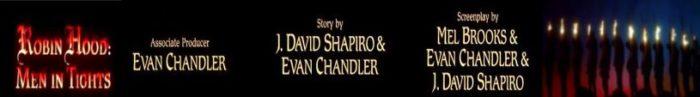 Evan Chandler Robin Hood Men in Tights Mel Brooks Michael Jackson