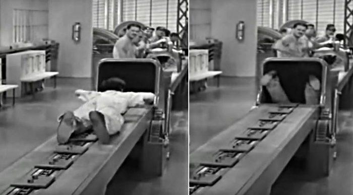 Charlie Chaplin Modern Times Fließband Maul michael jackson dangerous album cover meaning symbol symbole bedeutung explained erklärt art Bedeutung meaning Symbole Symbols ryden