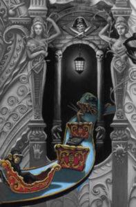 Michael Jackson Dangerous Album Cover meaning explained erklärt bedeutung symbols symbole art ryden Bubbles Entrare Achterbahn Zirkus Affe ENTRARE Schimpanse RAt Ratte Ben Antilope Elefant