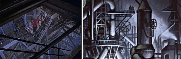 Michael Jackson moonwalker explained erklärt art Bedeutung meaning Symbole Symbols ryden industry industrie dark dangeorus album cover industrie industry