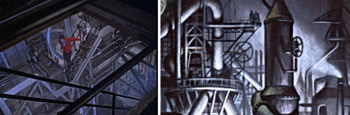 michael jackson dangerous album cover explained erklärt art Bedeutung meaning Symbole Symbols ryden industry industrie moonwalker dark child