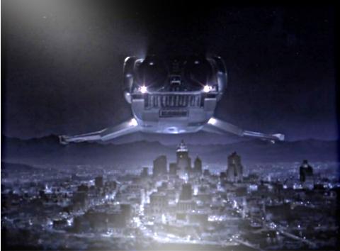 Michael Jackson MOONWALKER spaceship Symbols