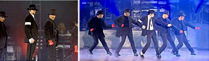 Michael Jackson 1999 Dangerous Konzert concert munich München Seoul Live Bühne LaVelle Smith rote Handschuh red glove blood blut album cover explained erklärt art Bedeutung meaning Symbole Symbols ryden