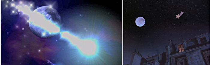 Michael Jacksons Moonwalker moon star dangerous album cover meaning explained erklärt bedeutung symbols symbole art ryden